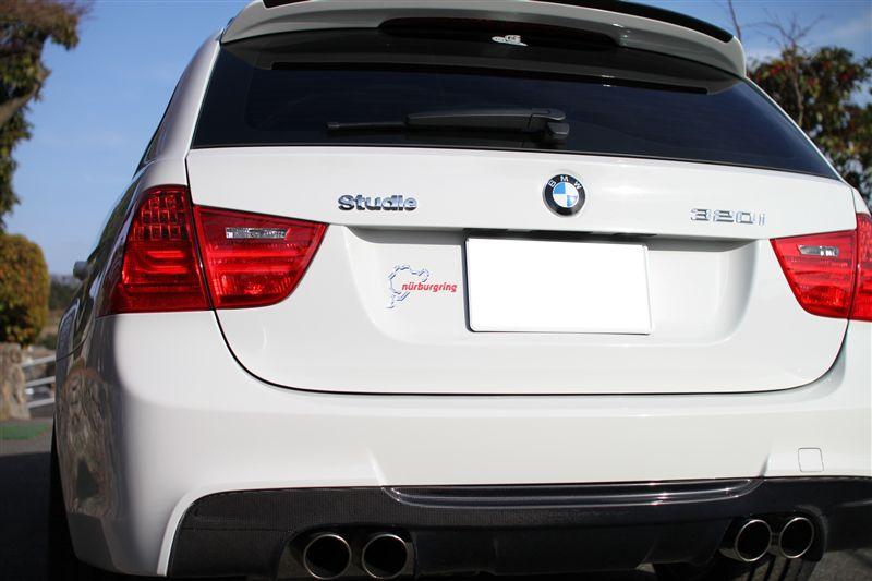 BMW bmw 3シリーズ e91 評価 : minkara.carview.co.jp