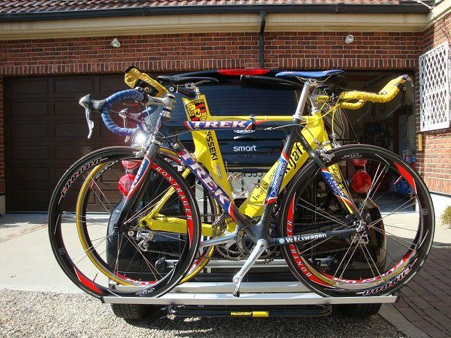 PAULCHEN バイクキャリア  スマートには、物理的に自転車が積めないので、 キャリアを探し