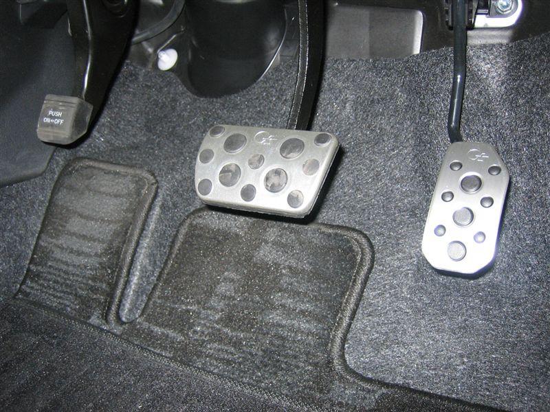 トヨタ純正 ブレーキペダルパッド 品番47121-D8010