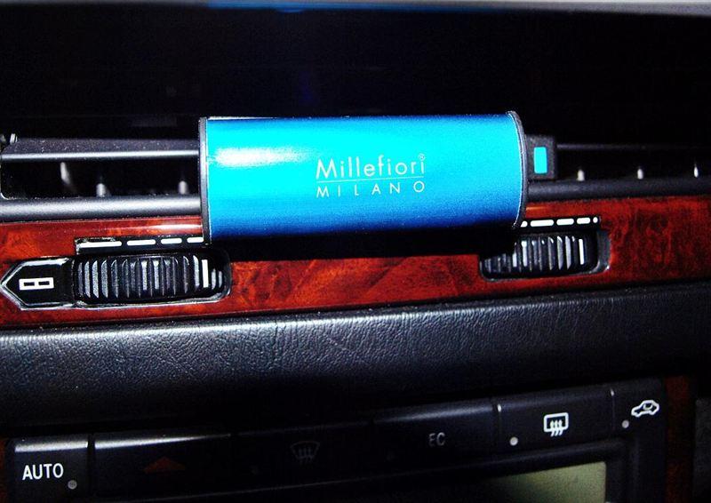 Millefiori car air freshener sl hero129 for Mercedes benz car air freshener