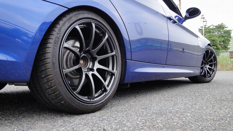 Yokohama Advan Racing Rs For Bmw 3シリーズ セダン Bmw パーツレビュー 長さん
