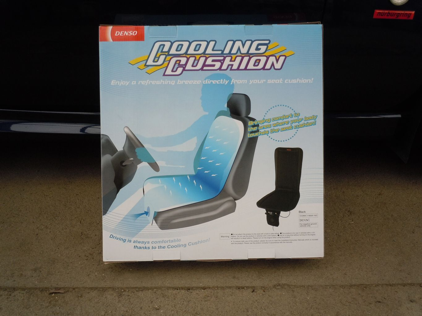 DENSO COOLING CUSHION [DENSO-0002]