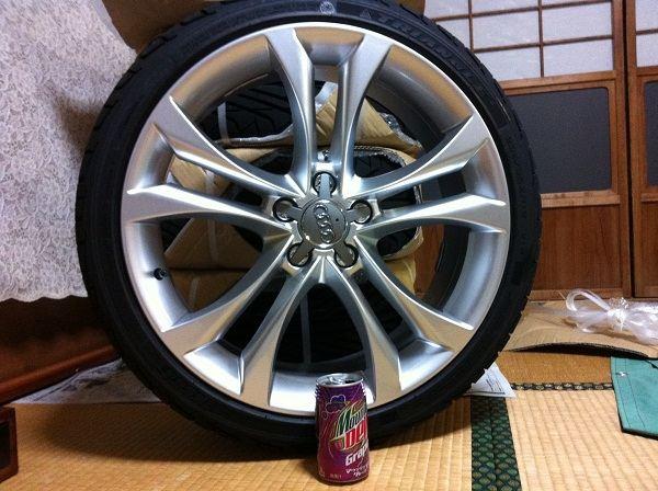 アウディ アウディ a4 中古ホイール : minkara.carview.co.jp