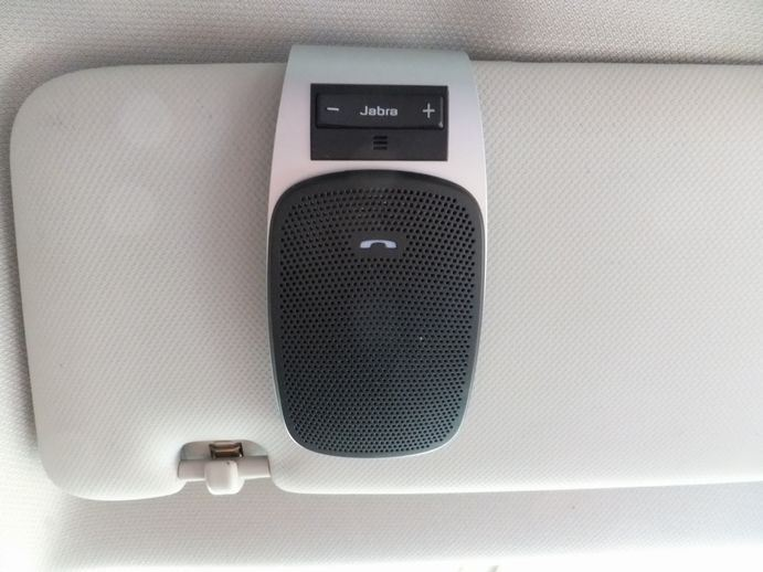 jabra drive bluetooth speakerphone instructions