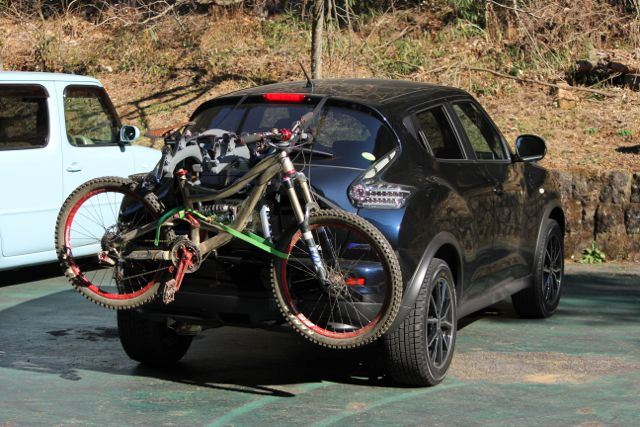 Piaa Terzo ライト・サイクルキャリア グレイ Ec16g3  juke Nissan parts