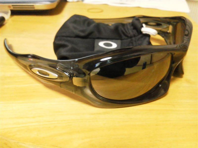 5abfe4fb7e6d4 Oakley Monster Dog 05-012 Sunglasses   Gallo