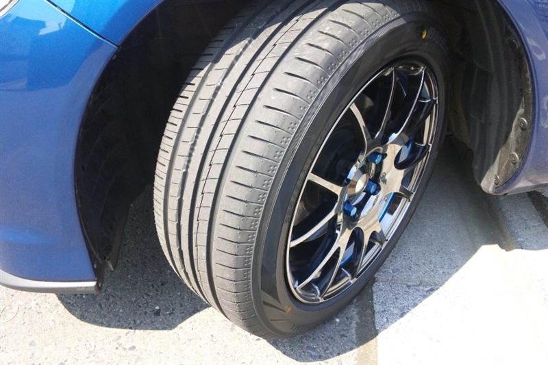 Yokohama Bluearth A Ae50 225 50r17 94w|rx 8 マツダ|パーツレビュー