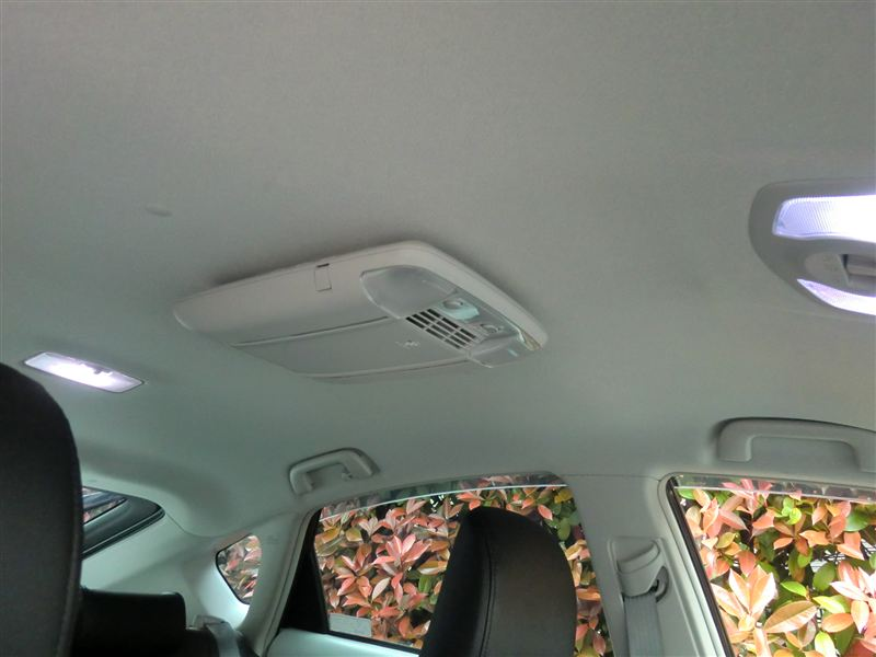 みんカラ - トヨタ(純正) 除菌イオン空気清浄器(ドームランプ付 ...