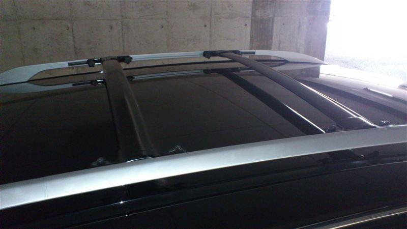 Lexus Roof Rack Cross Bars rxハイブリッド レクサス パーツレビュー sc1980