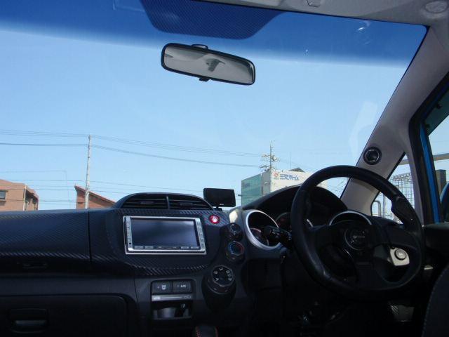 クリーン企画 車種別カット済み トップシェードフィルム スモークブルー  まぶしさの低減とUVカ