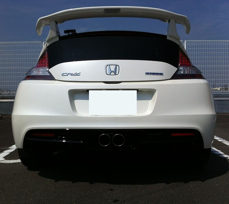 ZF1 CR-Z マフラー - Web Shop NOBLESSE ノブ …