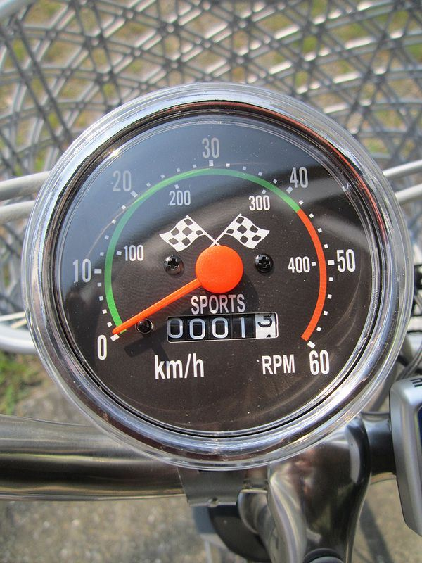 UCCO Speed Meter Circle USM-C|自転車 ...