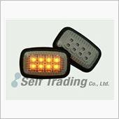 ARDIMENTO / セルフトレーディング ランドクルーザー100 LEDサイドマーカー スモーク
