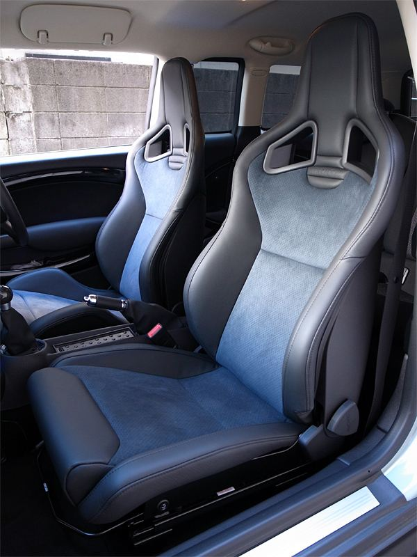 Mini Cooper Sportster >> RECARO スポーツシート Cross Sportster CL100H|MINI Clubman/ミニ|パーツ ...
