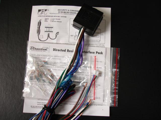 Dei 451m Micro Door Lock Relay Module|クルーガーl トヨタ|パーツレビュー