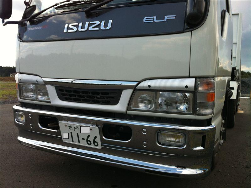 いすゞ いすゞ エルフ パーツ : minkara.carview.co.jp