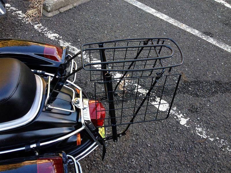 自転車用 リアキャリアー ...