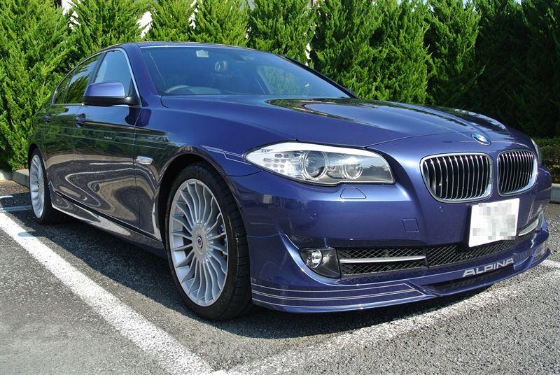 BMW : bmwアルピナ d5 ビターボ リムジン : minkara.carview.co.jp