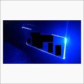 ホームセンター LEDアクリルプレートの画像