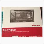 carrozzeria FH770DVDの画像