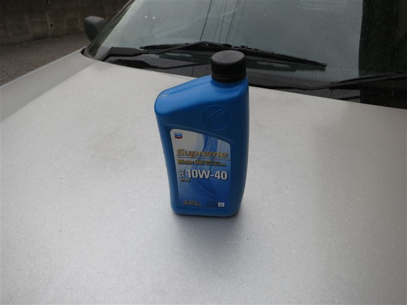 Chevron Supreme Motor Oil 10w 40 Twingo7
