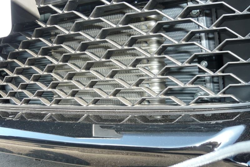 TRD / トヨタテクノクラフト 空冷式エンジンオイルクーラー
