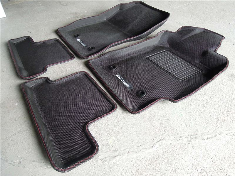 K2 Gear Floor Mats For Brz 86 Manual Car Parts For