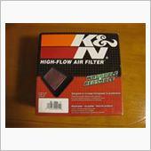 K&N HIGH-FLOW AIR FILTERの画像