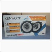 KENWOOD KFC-RS170の画像