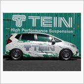 TEIN STREET ADVANCE フィットハイブリッド GP5の画像