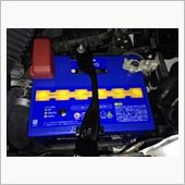 Panasonic Blue Battery caos Blue Battery caos N-100D23L/C5の画像