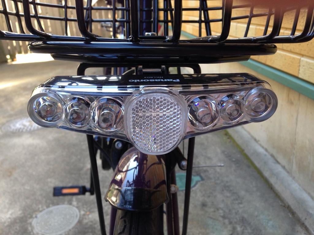 Panasonic ヘッドライト|自転車 ...