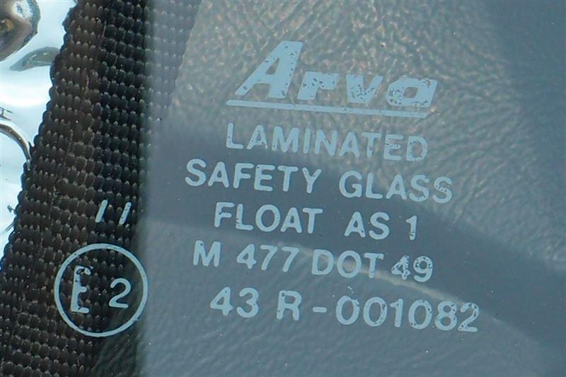 Arva LAMINATED SAFETY GLASS