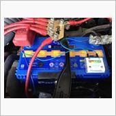 Panasonic Blue Battery caos Blue Battery caos N-80B24L/C5の画像