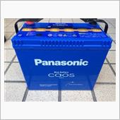 Panasonic Blue Battery caosの画像