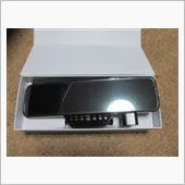 HIKARI Trading 高性能 ドライブレコーダー 第二代4.3インチ大画面 1080pFHD高画質 bluetooth/G-センサー機能搭載 バックミラー融合一体型 ドライブレコーダー の画像