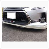 BEVERLY AUTO マークX G's用 フロントリップ の画像