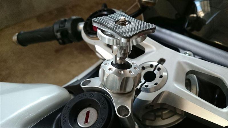 自転車の 自転車 カメラ マウント おすすめ : ... マウントシステム -マウント