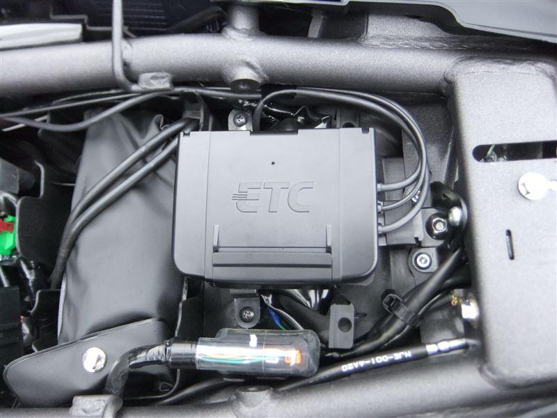 ホンダ(純正) Honda 二輪ETC車載器キット:アンテナ別体タイプ ...