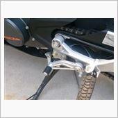 KTM(純正) 純正チェンジペダル(13年式)の画像