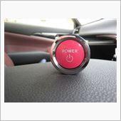 トヨタ(純正) プッシュエンジンスタートボタンの画像