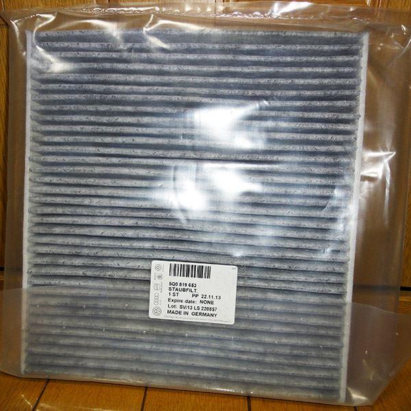 Kit tagliando olio kit 4 filtri originali vw golf 7 5g for Filtro aria cabina da golf vw