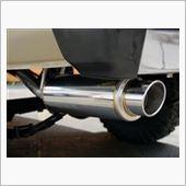 flexdream オリジナル ステンレス製 砲弾マフラー の画像
