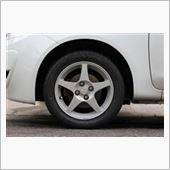 三菱自動車(純正) 三菱純正アルミホイールの画像