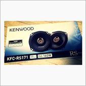 KENWOOD KFC-RS171の画像