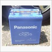 Panasonic Blue Battery caos N-60B19L/C5の画像