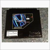 Junack LED トランスエンブレムの画像