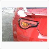 MBRO / COLIN PROJECT TYC LEDライトニングテール ブラック/スモークの画像