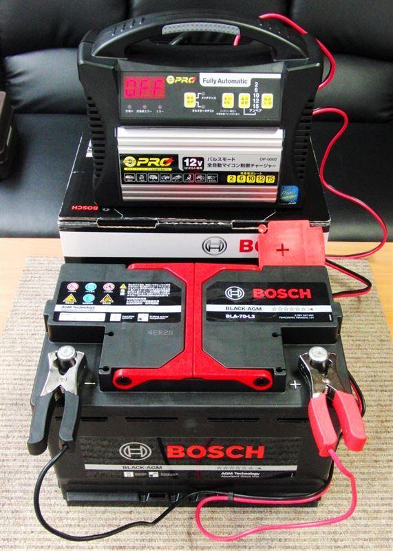BOSCH BLACK-AGM BLA-70-L3 | メルセデス・ベンツ SLK | イチ.のレビュー - みんカラ