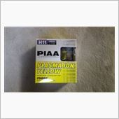 PIAA PLASMA ION YELLOW 2500K HBの画像